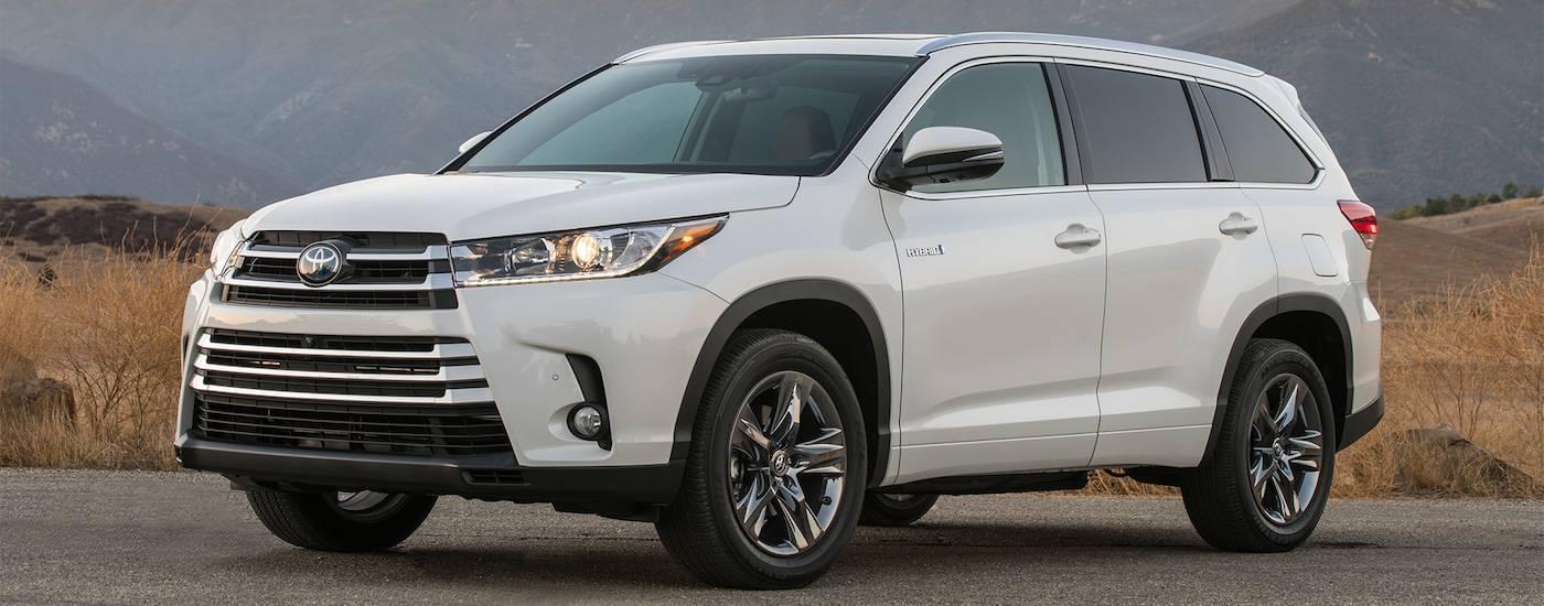 Toyota Highlander Design