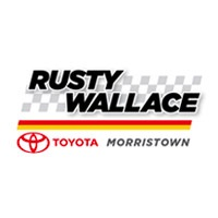 Rusty Wallace Toyota