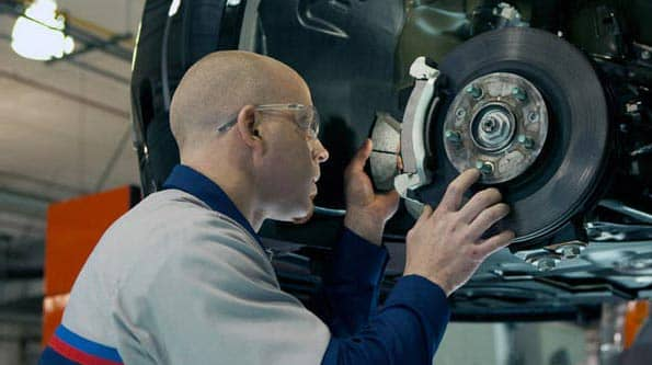 Ford 172 Point Inspection