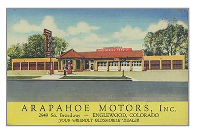 Araphoe Motors