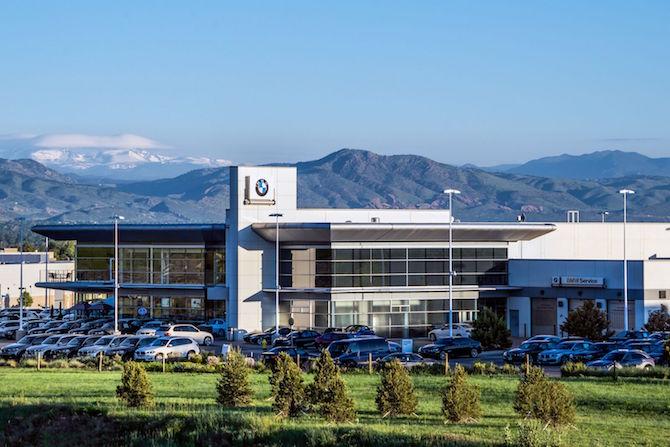 BMW Facility