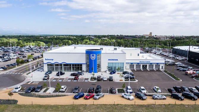 Honda Facility
