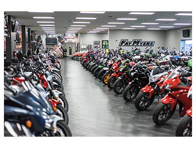 Schomp Sells Motorcycles