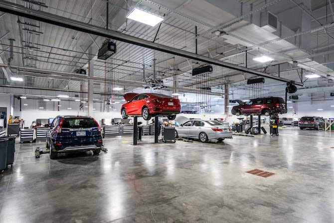 Wonderful Service Garage