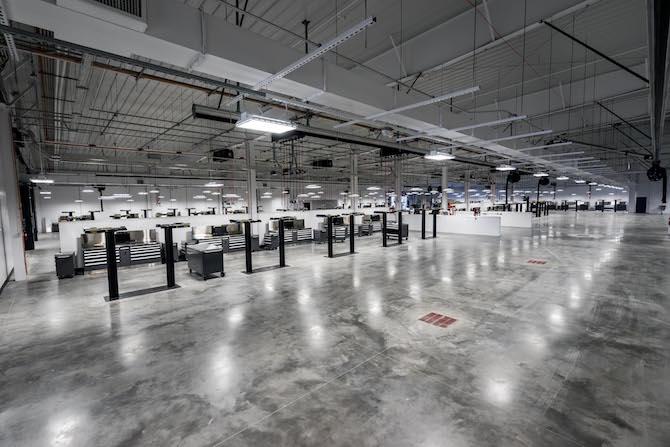 Schomp Auto Service Area