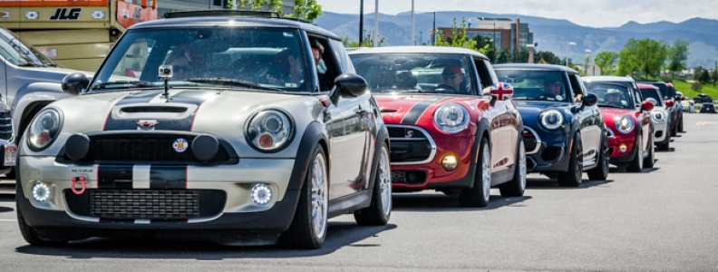 MINI Offers a Rainbow of Possibilities to Reveal Your Individuality