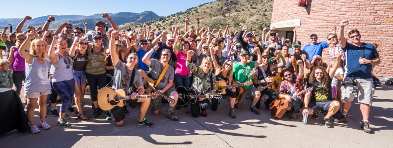 Hike, Jam, and Save Lives on October 1 at Red Rocks