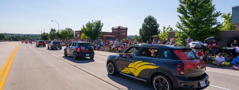 Family-Friendly Fourth of July Festivals and Fireworks This Weekend in South Denver