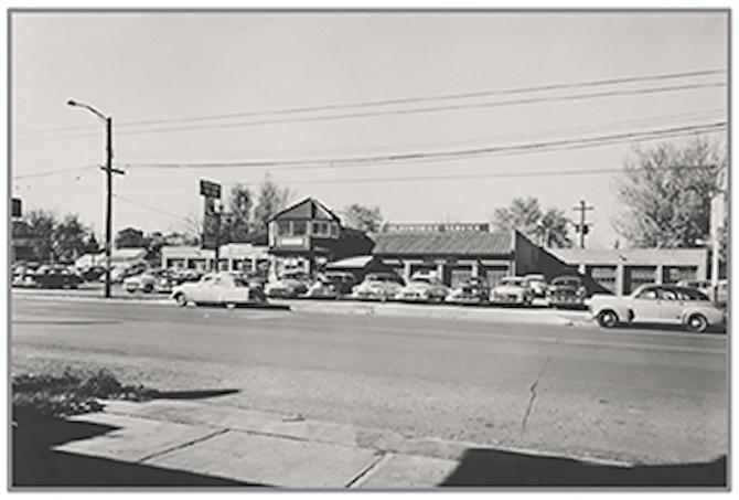Schomp Automotive 1941