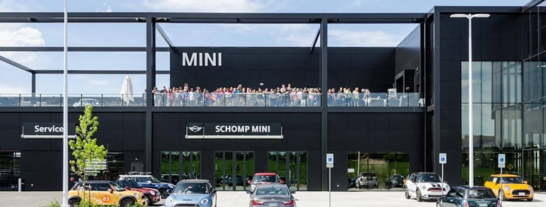 You're Invited to Schomp MINI's Open House Event!