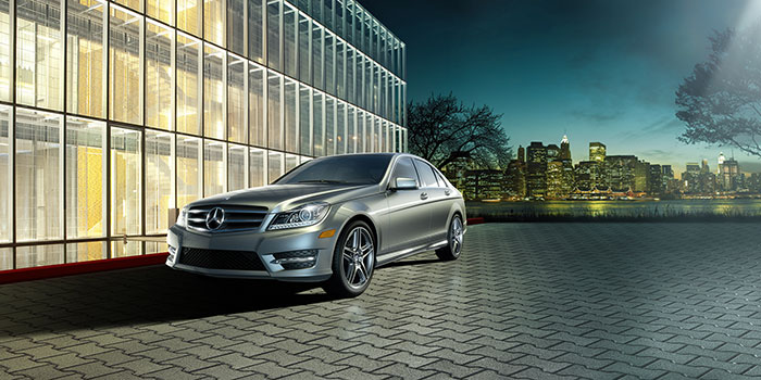 finance a used Mercedes in Colorado Springs