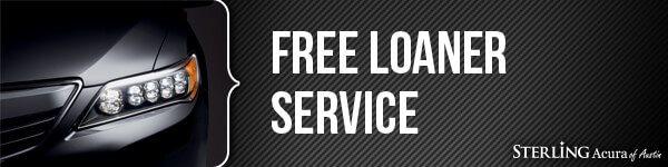 Free Loaner
