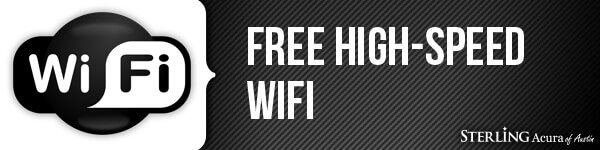 Free High Speed WIFI