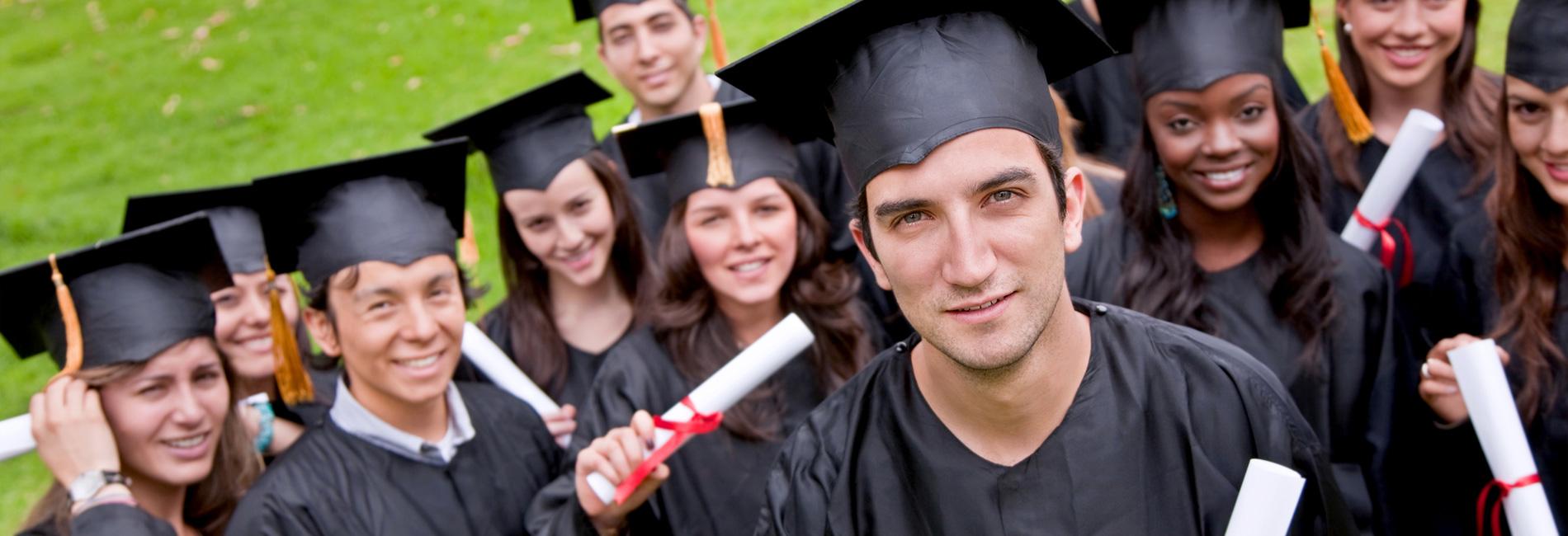 College Graduate Banner