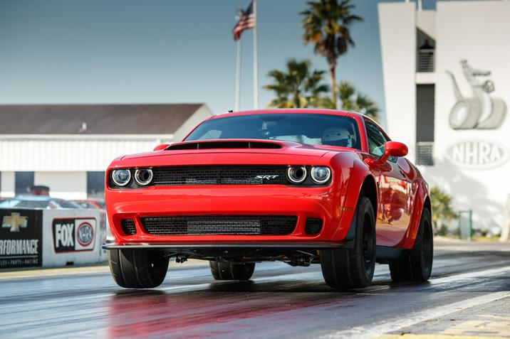 The 2018 Dodge Challenger Srt Demon Is Coming Soon To Little Rock