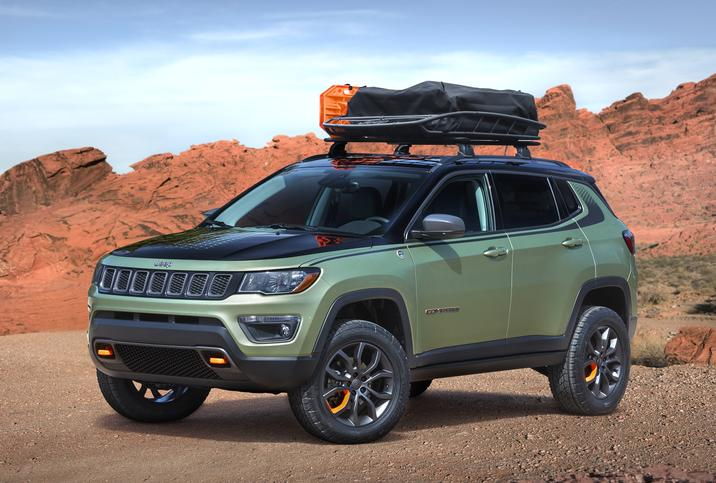 Jeep And Mopar Debut New Concept Suvs At Easter Jeep Safari Steve