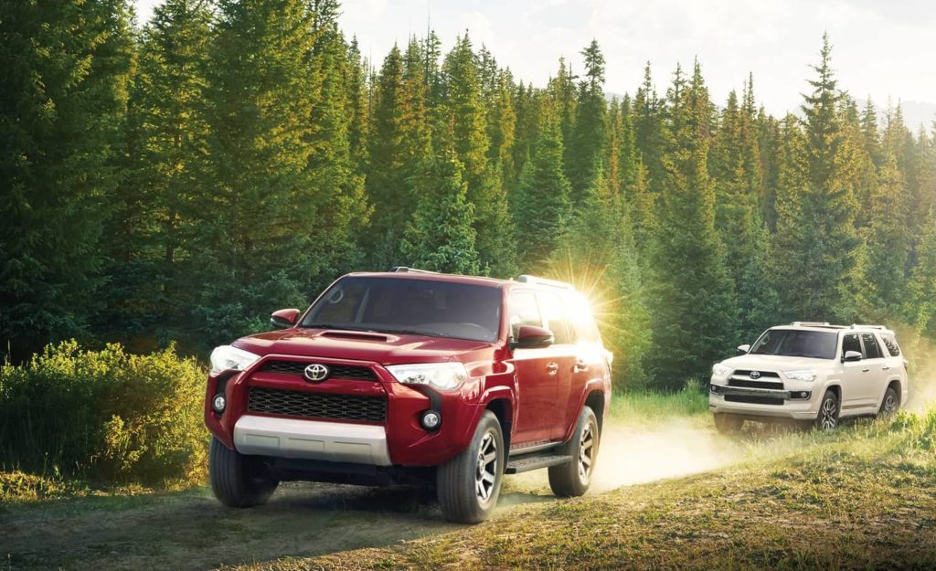 toyota which warrenton for is suvs right me or suv highlander crossover