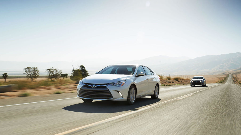 since 1979, the automotive giant toyota has changed the game for midsize  sedans with the reliable, fuel efficient camry  when you want years of  continued