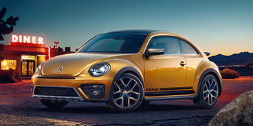 2017 Volkswagen Beetle Warranty