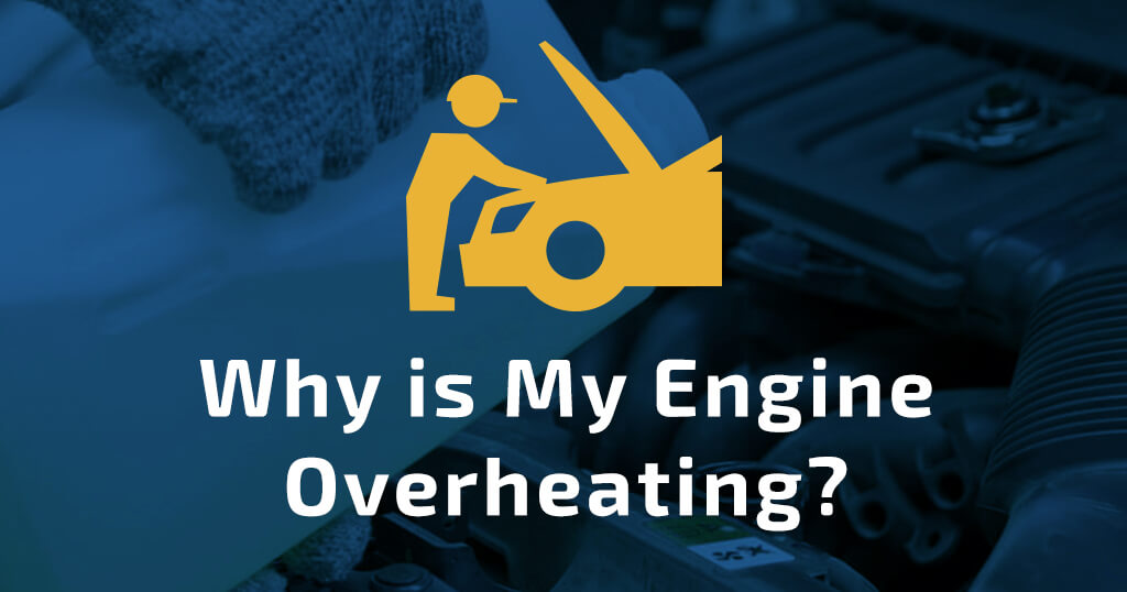 why is my engine overheating?