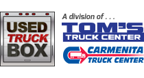 Used Truck Box