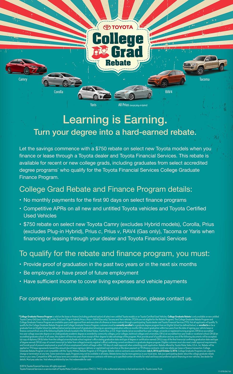 college-rebate
