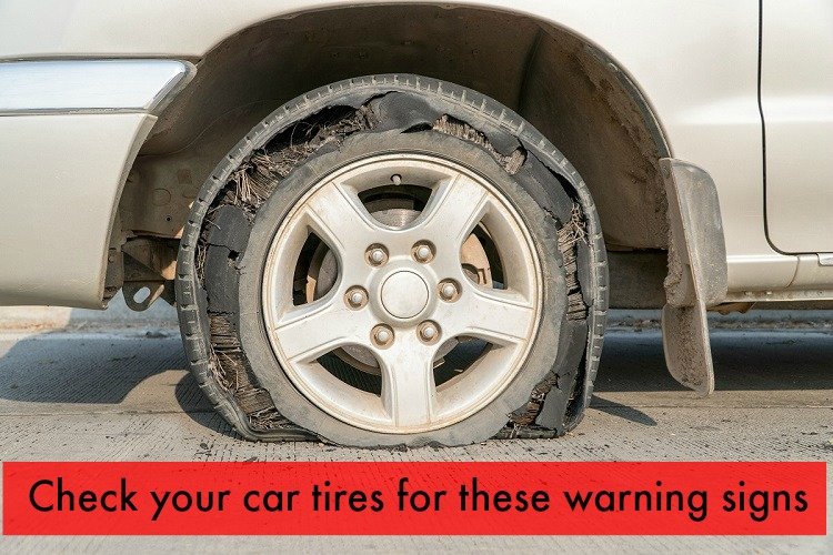 Car Tire Safety