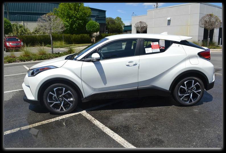 Toyota Crossover