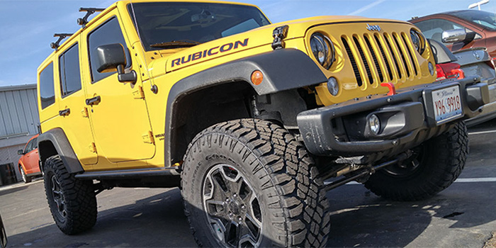 Jeep Lift Kits >> Uftring Upfit And Performance Jeep Lift Kits Uftring Cdjr