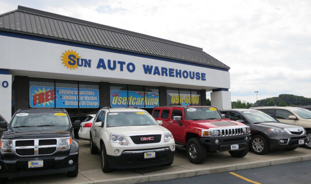 Sun Auto Warehouse