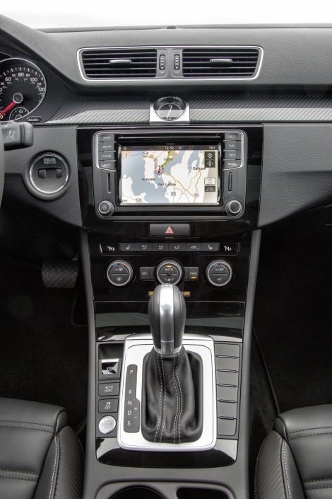 VW CC GPS