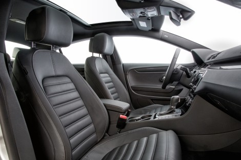 VW CC Interior