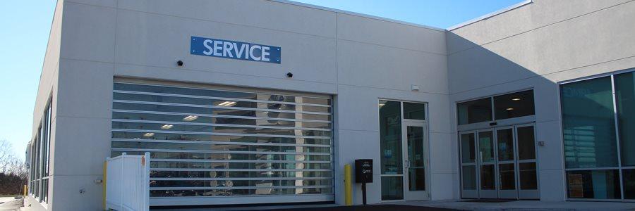 Visit a VW Service Center
