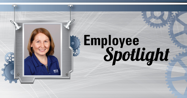Employee Spotlight – Heather Waas