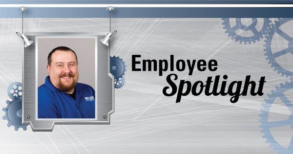 Employee Spotlight – Joel Sherman
