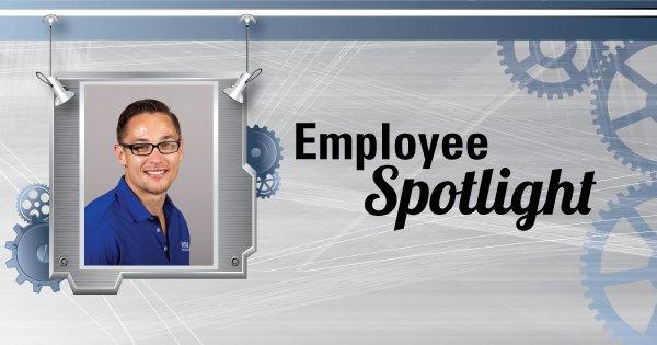 Employee Spotlight – Josh Campbell