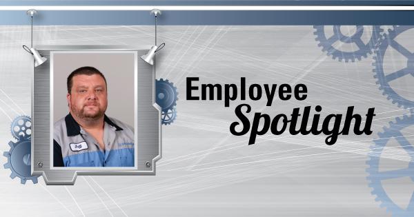 Employee Spotlight – Jeff Esser