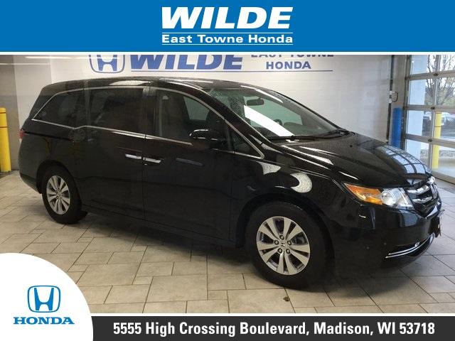 2016 Honda Odyssey EX Van