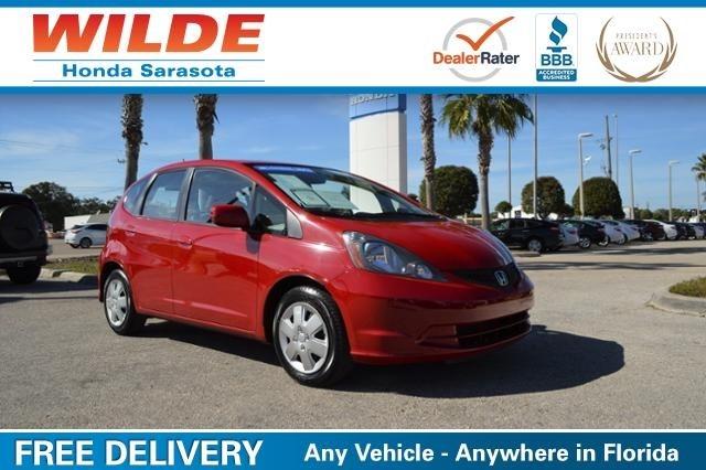 Used Car of the Week- 2013 Honda Fit Base Hatchback
