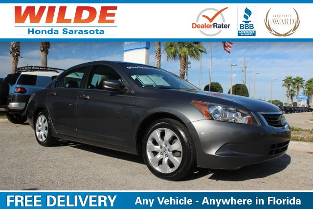 Used Car of the Week- 2009 Honda Accord 2.4 EX-L Sedan