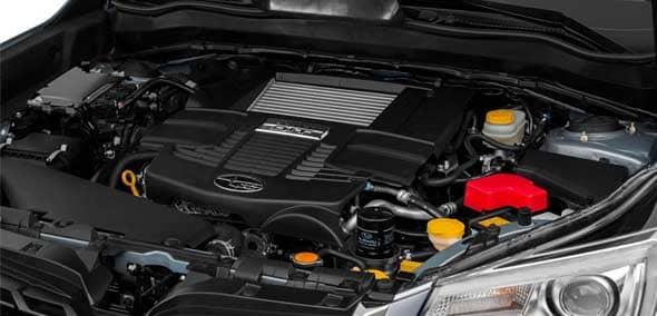 Forester Engine