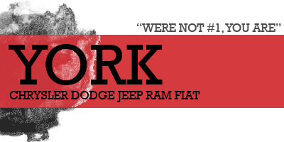 York Chrysler Dodge Jeep Ram FIAT